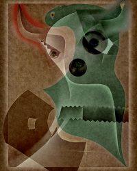 Escapes - Il toro e il torero  /  ©Franco Donaggio, all rights reserved
