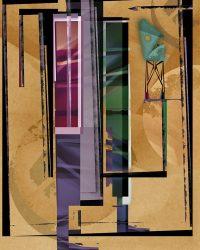 Escapes - costruzione inutile  /  ©Franco Donaggio, all rights reserved