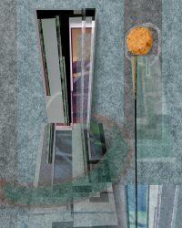 Escapes - segni di colore  /  ©Franco Donaggio, all rights reserved