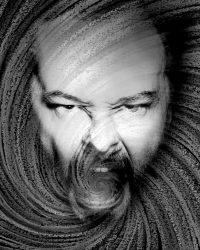 Metaportraits - autoritratto  informale  /  ©Franco Donaggio, all rights reserved