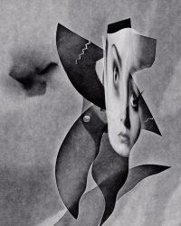 Metaportraits - fiore umano  /  ©Franco Donaggio, all rights reserved