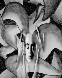 Metaportraits - immersione interiore  /  ©Franco Donaggio, all rights reserved