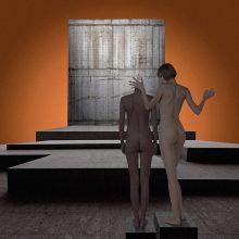 Morpheus' Spaces - Adamo ed Eva / © Franco Donaggio, all rights reserved