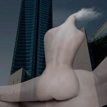 Morpheus' Spaces - la musa2  / © Franco Donaggio, all rights reserved