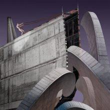 Morpheus' Spaces - la nave  / © Franco Donaggio, all rights reserved