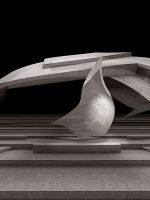 Sculptures - architettura dello sguardo  /  ©Franco Donaggio, all rights reserved