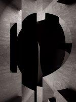 Sculptures - entità allo specchio  /  ©Franco Donaggio, all rights reserved