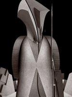 Sculptures - il soldato  /  ©Franco Donaggio, all rights reserved