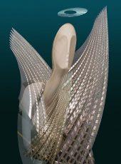 Urbis - angelo di città  /  ©Franco Donaggio, all rights reserved