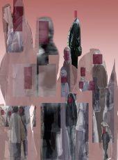Urbis - omologazione della solitudine  /  ©Franco Donaggio, all rights reserved