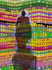 Urbis - urlo di colori  /  ©Franco Donaggio, all rights reserved